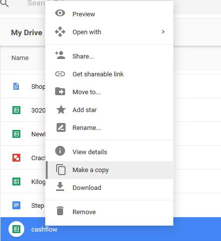 How do i move photos to google drive