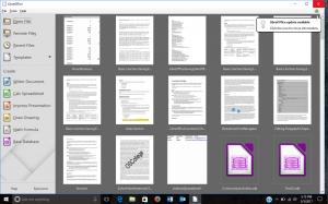 LibreOffice Windows