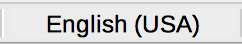 Text Language in Status bar in LibreOffice Writer