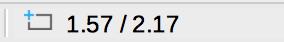 Cursor Position in Status bar for LibreOffice Impress