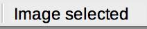 Information Area in Status bar of LibreOffice Impress