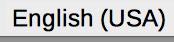 Language in status bar of LibreOffice Impress