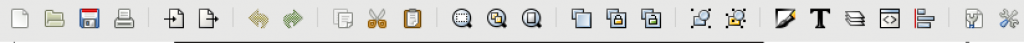 Inkscape Command Bar