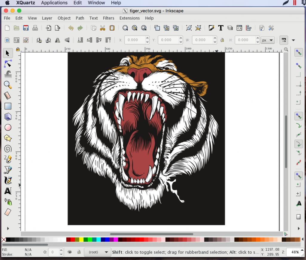 Inkscape on Mac
